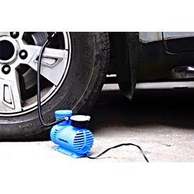 Speedwav Electronic Car Tyre Inflator / Air Compressor Pump - 300 Psi