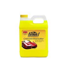 Formula 1 Carnauba Wash And Wax Car Shampoo Big Size 946ml