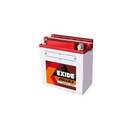 Exide BIKERS Bike/Scooter Battery