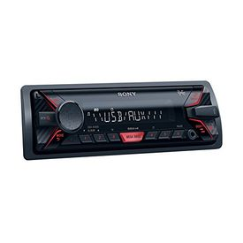 Sony DSX-A100U Single Din Car Stereo System with AUX & USB