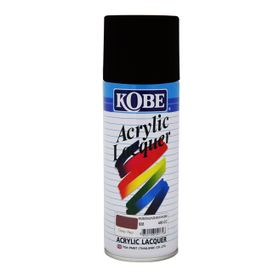 Kobe Car Touchup Spray Paint 400ml - Red