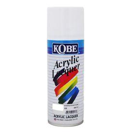 Kobe Car Touchup Spray Paint 400ml - White