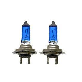 Philips H4 4300k Car Crystal Vision Headlight Bulbs Set Of 2