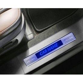 Speedwav LED Light Car Foot Step Sill Plate