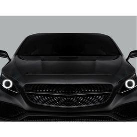 Speedwav Car Halo CCFL Angel Eyes Light WHITE