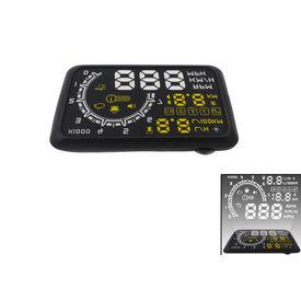 Speedwav S5 Plug-& -Play OBD-II 5.5 Inch Car Heads Up LED Display