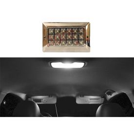 Type R 18 LED Car Dome Ceiling Roof Interior Reading Light