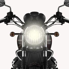 Speedwav 3LED H4 6000K Headlight HID Bulb