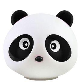 Panda Car Natural Air Freshner Freshener Gel Perfume-Black