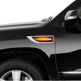 Speedwav YCL-723 3 in 1 Car LED Side Indicator Light Set of 2 White