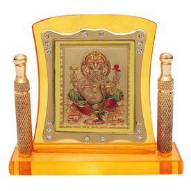 Speedwav AK-11 Car Dashboard God Idol-Lord Ganesh Ji