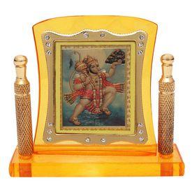 Speedwav AK-11 Car Dashboard God Idol-Lord Hanuman Ji