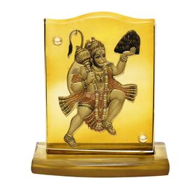 Speedwav AK-18 Car Dashboard God Idol-Lord Hanuman Ji