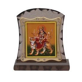 Speedwav M-255 Car Dashboard God Idol-Goddess Jai Mata Di