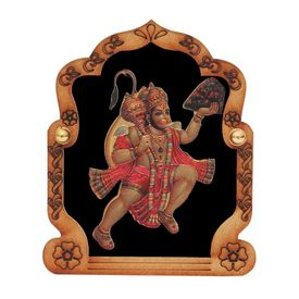 Speedwav M-261 Car Dashboard God Idol-Lord Hanuman Ji