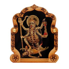 Speedwav M-261 Car Dashboard God Idol-Goddess Kaali Mata