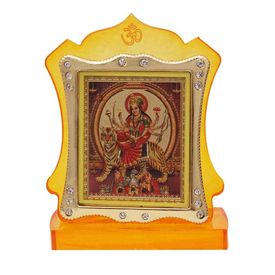 Speedwav M-236 Car Dashboard God Idol-Goddess Jai Mata Di