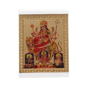 Speedwav Car Dashboard God Idol-Goddess Jai Mata Di