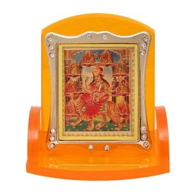 Speedwav M-250 Car Dashboard God Idol-Goddess Jai Mata Di