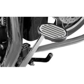 Stripe Brake Pedal Pad for Harley Davidson