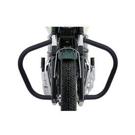 Engine Crash Leg Guard Black for Harley Davidson