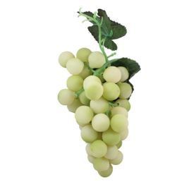 Real Looking Decorative Grapes for Car - Green
