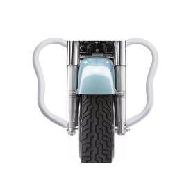 Speedwav Rear Leg Crash Bike Safety Guard Chrome for Royal Enfield