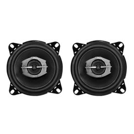 JVL Car 4 Inches 3 Way Loud Speakers with Tweeter JVX-1038R