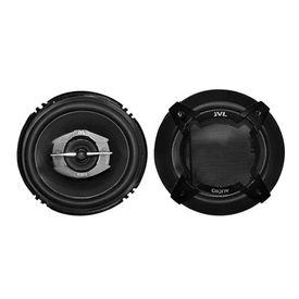 JVL Car 6 Inches 3 Way Loud Speakers with Tweeter JVX-1638R