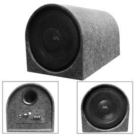 JVL 8 Inches Portable Home Car Speaker cum Subwoofer JVX-1008R