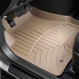 Speedwav Perfect Fit Car 3D Floor Mats Set of 4 Beige