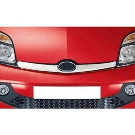 Speedwav (Bonnet Show) Front Chrome Grill Covers-Tata Nano (2008-14)