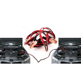 Speedwav 300 AMP Battery Charging Jumper Cable/ Leads