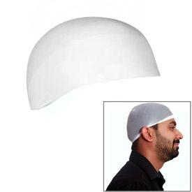 Speedwav Stocking Cap For Hair Protection (2 pcs pack)-White