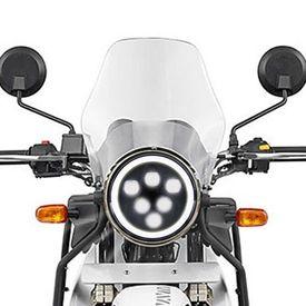 Speedwav 7 Inch Daymaker Projector 6 LED Headlamp for Royal Enfield