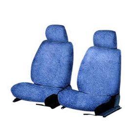 Speedwav Front Seats Sweat Control Towel Seat Covers Set of 2 Blue