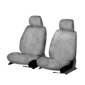 Speedwav Front Seats Sweat Control Towel Seat Covers Set of 2 Grey