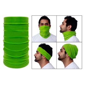 Jazzmyride Multifunctional Headwrap / Mask / Scarf-Green