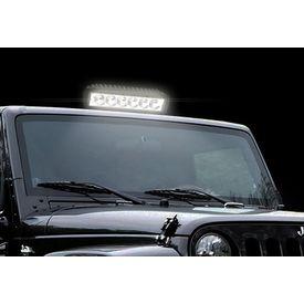 Speedwav 6 LED Bar Cree Aux Car Fog Light 18W