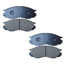 Speedwav Custom Fit Car Rear Brake Disc Pads