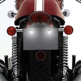 Speedwav Bike LED Number/Licence Plate White Lights Set Of 2
