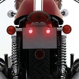 Speedwav Bike LED Number/Licence Plate Red Lights Set Of 2