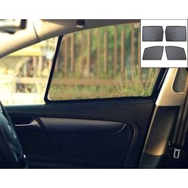 Accedre Car Never Fall Sunshade Set of 4-Renault Kwid