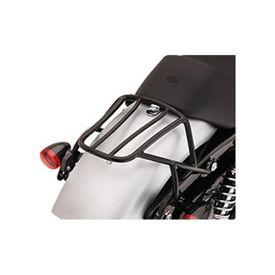 Fender Solo Luggage Carrier Rack Black for Harley Davidson