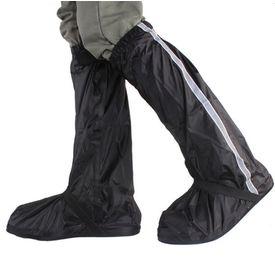 Speedwav Waterproof Rain Boot Cover Non-slip Rubber Sole Size-44