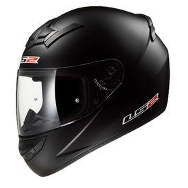 LS2 Helmet - FF352 Rookie Matt Black