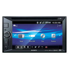 Sony - XAV 65 - Xplod In Car Visual - 6.1 Inches Touch Screen Monitor