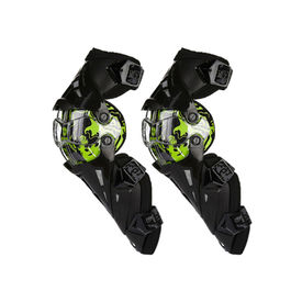 Scoyco K12 Bike Riding Knee Guard Triumph Set of 2-Green
