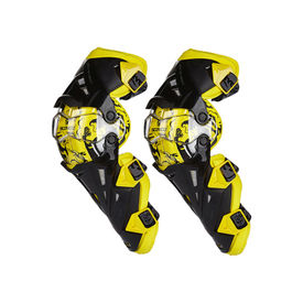 Scoyco K12 Bike Riding Knee Guard Triumph Set of 2-Yellow