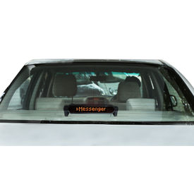 Speedwav Car Rear Type Any Text Message LED Display